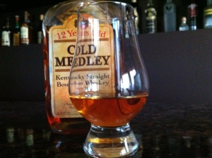 Old Medley glass